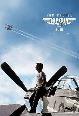 Filmposter Top Gun: Maverick